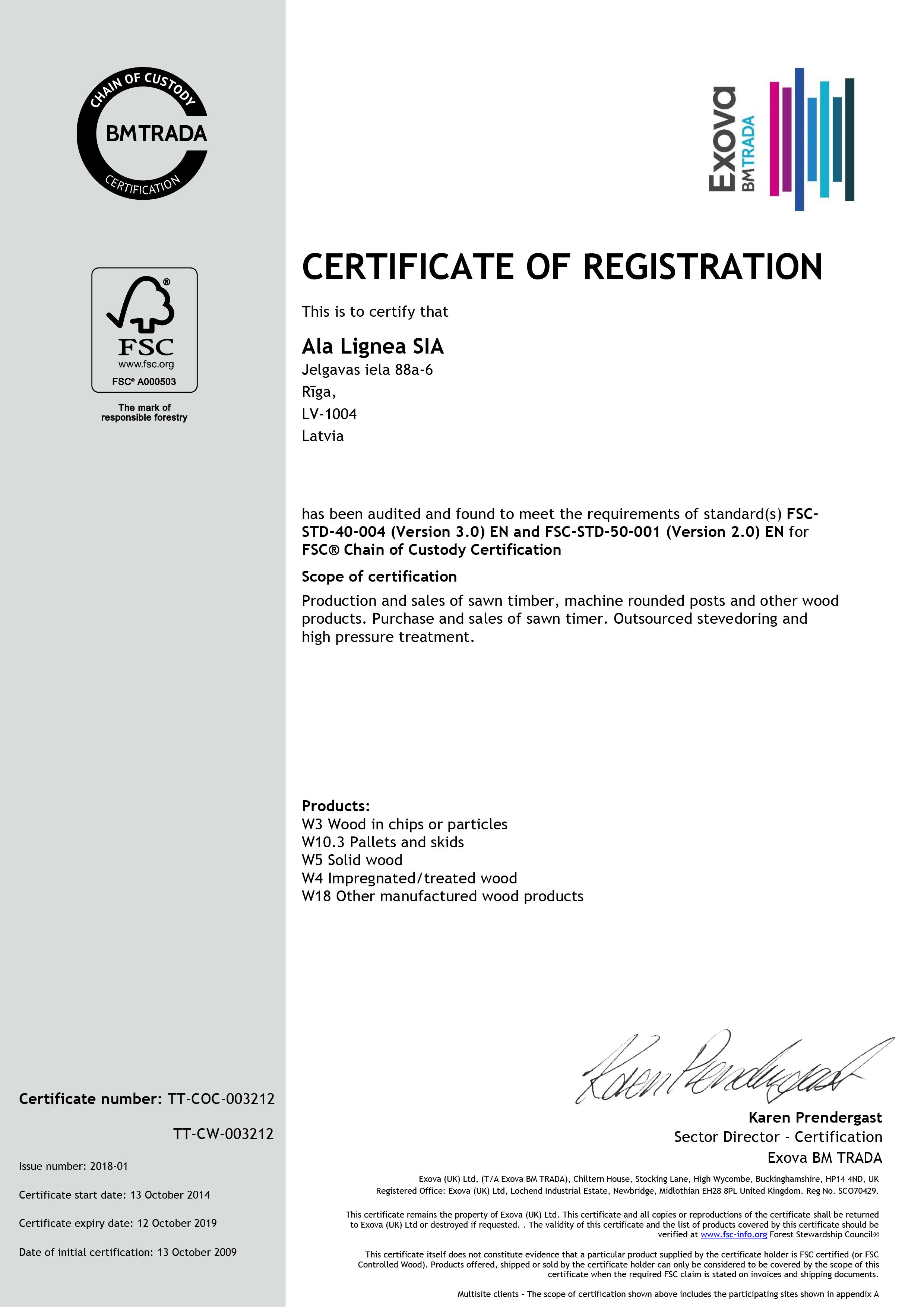 ala-lignea-sfc-sertifikāts